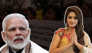 TMC MP Nusrat Jahan writes open letter to PM Modi on rise in mob lynching cases in India