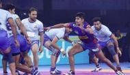 प्रो-कबड्डी लीग 2019: दंबग दिल्ली ने हासिल की सीजन की दूसरी जीत, रोमांचक मुकाबल में तमिल थलाइवाज को हराया