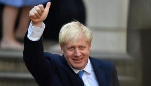 Coronavirus: PM Boris Johnson returns to Downing Street after recovering