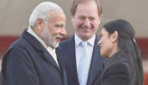 भारतीय मूल की प्रीति पटेल बनीं ब्रिटेन की गृह मंत्री, PM मोदी की हैं बड़ी 'फैन'