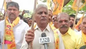 Hyderabad: TDP organises 'Chalo Secretariat' protest against demolition of Assembly, Secretariat buildings