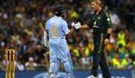 Brett Lee unveils why sledging Sachin Tendulkar was a bad idea