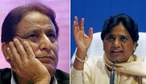 अब मायावती ने आजम खान को लगाई लताड़, बोलीं- पूरे देश की महिलाओं से मांगें माफी