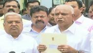 BS Yeddyurappa to take oath as Karnataka CM at 6 pm today