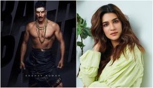 Kriti Sanon to star alongside Akshay Kumar in Bachchan Pandey!