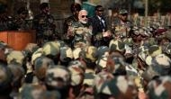 Kargil Vijay Diwas: PM Modi shares unseen pictures of his visit in 1999