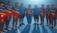 प्रो-कबड्डी लीग 2019: दिल्ली के दबंगो की जगह गौतम गंभीर यूपी योद्धा को कर रहे सपोर्ट