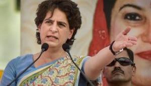 BJP govt deflated economy: Priyanka Gandhi Vadra