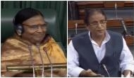 BJP leader calls for chopping off Azam Khan's head for his comments on Rama Devi