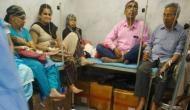 AIIMS में मरीजों की हो रही थी कीमोथैरेपी, तभी टपकने लगा पानी और फिर...