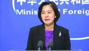 China hopes India-Pakistan can settle disputes including Kashmir through dialogue