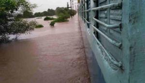 Heavy rains lash Mumbai; 2700 passengers stranded onboard Mahalaxmi Express