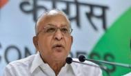 पूर्व केंद्रीय मंत्री और कांग्रेस के वरिष्ठ नेता जयपाल रेड्डी का हैदराबाद में निधन