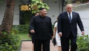 उत्तर कोरिया को राष्ट्रपति ट्रंप का समर्थन, बोले- उत्तर कोरिया के मिसाइल परीक्षण से खतरा नहीं
