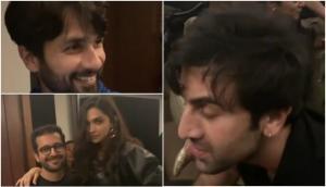 Karan Johar shares Saturday night party video, captures Deepika, Ranbir, Varun, Shahid, Arjun, Malaika, and Vicky Kaushal