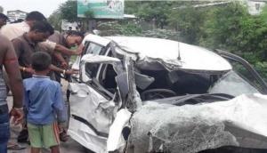 Unnao rape survivor who accused BJP MLA Kuldeep Sengar hit by a truck; aunt, lawyer killed