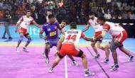 प्रो-कबड्डी लीग 2019: दबंग दिल्ली ने हरियाणा स्टीलर्स का निकाला दम, नवीन कुमार ने हासिल किया बड़ा मुकाम