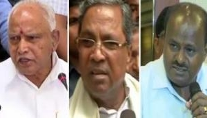 Karnataka Assembly number game: Who stands where ahead of trust vote