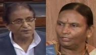 आजम खान ने लोकसभा में मांगी रमा देवी से माफी, बोले- गलती हो गई, माफ कर दें