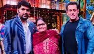Salman Khan backed Kapil Sharma's 'The Kapil Sharma Show' only on this condition?