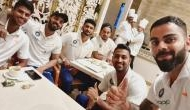 कप्तान कोहली ने वेस्टइंडीज जाने से पहले डाली टीम की फोटो, रोहित शर्मा को इसमें भी नहीं दी जगह !