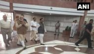 PM Narendra Modi, Amit Shah arrive for BJP Parliamentary party meeting in Parliament