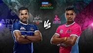 प्रो-कबड्डी लीग 2019: हरियाणा स्टीलर्स को हराकर जीत की हैट्रिक लगाना चाहेगी जयपुर पिंक पैंथर्स