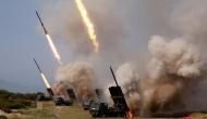 उत्तर कोरिया ने फिर दागी दो बैलिस्टिक मिसाइल, कई अज्ञात हथियारों का भी किया परीक्षण