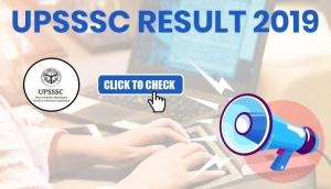 UPSSSC Result 2019: Announced! Know how to check Stenographer result