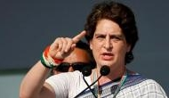 Ravidas temple demolition: Priyanka Gandhi attacks BJP government over arrest of protestors
