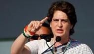 Priyanka Gandhi slams government over state of economy