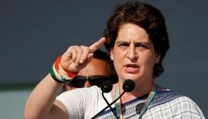 Uttar Pradesh: Priyanka Gandhi hits out at BJP over farmer's death in Budaun prison