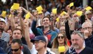 बॉल टेंपरिंग का भूत नहीं छोड़ रहा डेविड वार्नर का पीछा, इंग्लैंड के प्रशंसकों ने इस तरह जताया विरोध