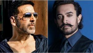 Akshay Kumar's say on clashing with Aamir Khan on Christmas 2020 with Bachchan Pandey vs Lal Singh Chaddha