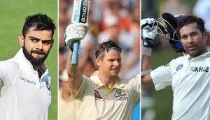 Steve Smith surpasses Virat Kohli, Sachin Tendulkar to achieve this benchmark