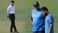 जब पत्रकार ने पूछा आप क्यों नहीं बनना चाहते भारतीय टीम के कोच? सौरव गांगुली ने दिया ये जवाब
