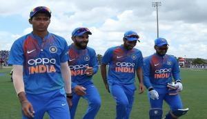 After scrappy win against Windies Virat Kohli terms Navdeep Saini as 'rarity'