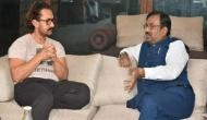 Aamir Khan launches Mission Shakti sports initiative in Maharashtra