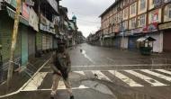 जम्मू-कश्मीर: मोबाइल सेवा शुरू होने के घंटे बाद बाद ब्लॉक हुए SMS