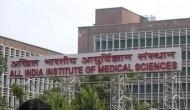 AIIMS doctors remove sewing needle from minor girl's back