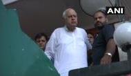 आर्टिकल 370: रोते हुए बोले फारुख अब्दुल्ला- 'गृह मंत्री ने बोला झूठ, हो सकती है मेरी हत्या'