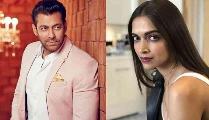 Deepika Padukone takes a jibe at Salman Khan's view on depression