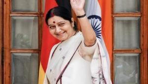 Sushma Swaraj's last tweet on Article 370: I was waiting to see this day in my lifetime