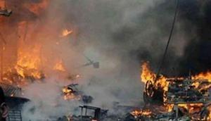 Pakistan: Nine injured in blast in Nowshera