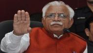 Manohar Khattar slams Congress, says 'party no more relevant now!'