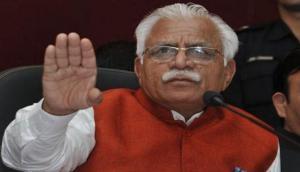 Haryana CM Manohar Lal Khattar leaves for Delhi to meet senior leaders