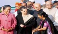 Sushma Swaraj gave Indian diplomacy a human face, says Sonia Gandhi