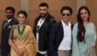 Shah Rukh Khan, Tabu, Karan Johar, Arjun Kapoor, Zoya Akhtar kick off the 10th year celebrations IFFM; pictures inside