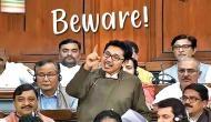 Ladakh BJP MP Jamyang Tsering Namgyal shares a warning message for his Facebook friends