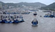 भीषण तूफान लेकीमा के लिए चीन ने जारी किया रेड अलर्ट
